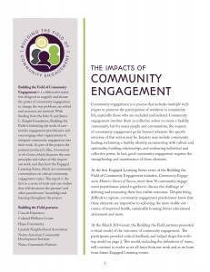 Community Engagement FINAL cover
